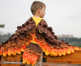 Bird-costume-wings-child
