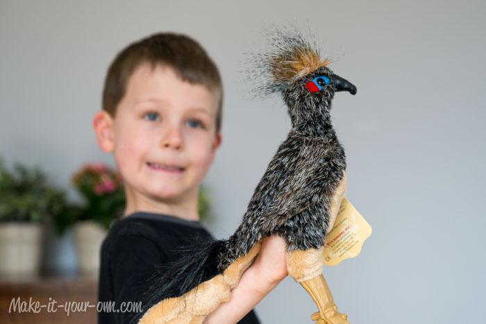 Give-away-bird-puppet