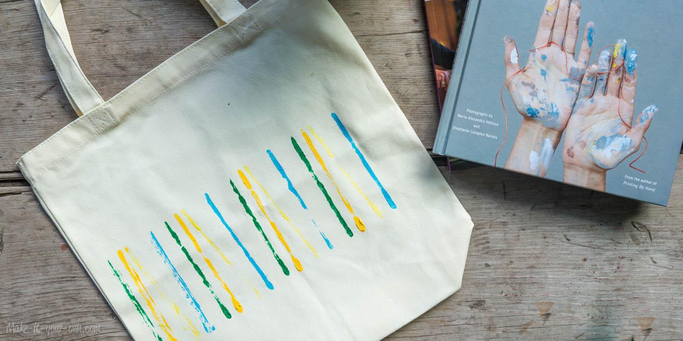 Book Bag Printing With Elastics