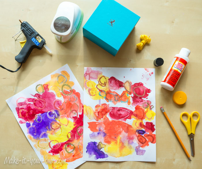 My Artwork Magnet Supplies make-it-your-own.com