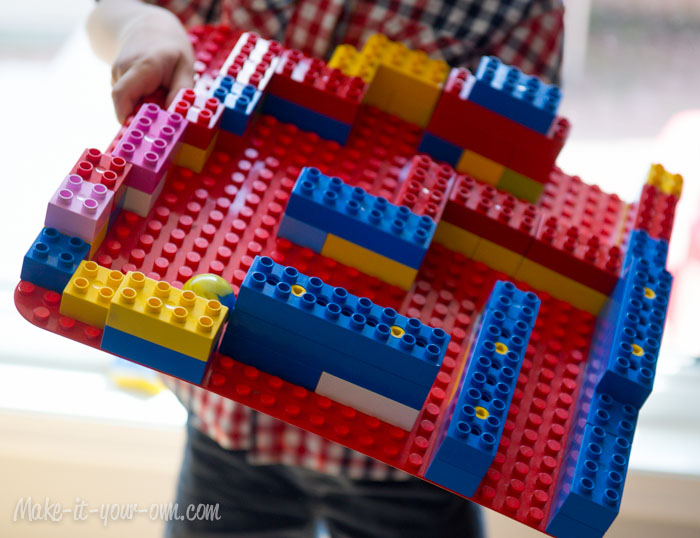 Building Block Maze make-it-your-own.com