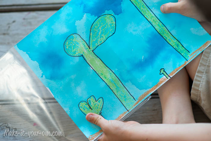 Design Your Own Playdough Mat: Slide into Protector from make-it-your-own.com