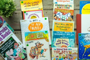Back to School: Book suggestions with make-it-your.own.com (Art, crafts & activities for kids)