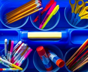 Back to School: Getting Organized from make-it-your-own.com (Art, crafts & activities for kids)