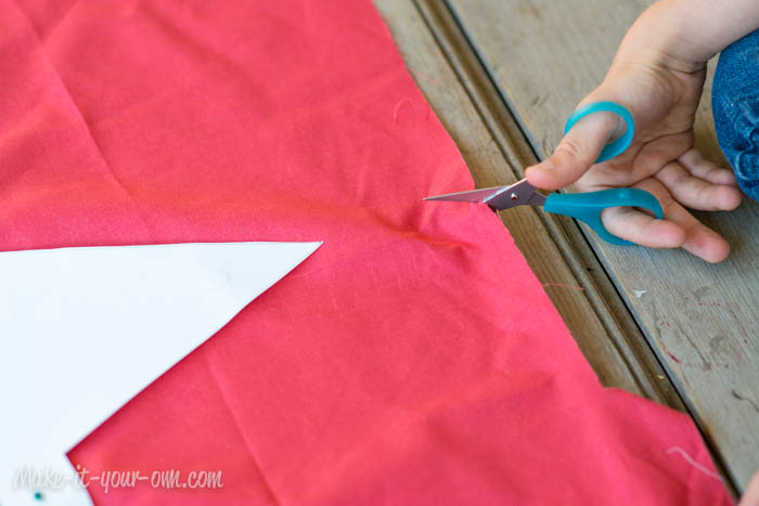 Fall Fun:  Thanksgiving Banner from make-it-your-own.com (Art, crafts & activities for kids)