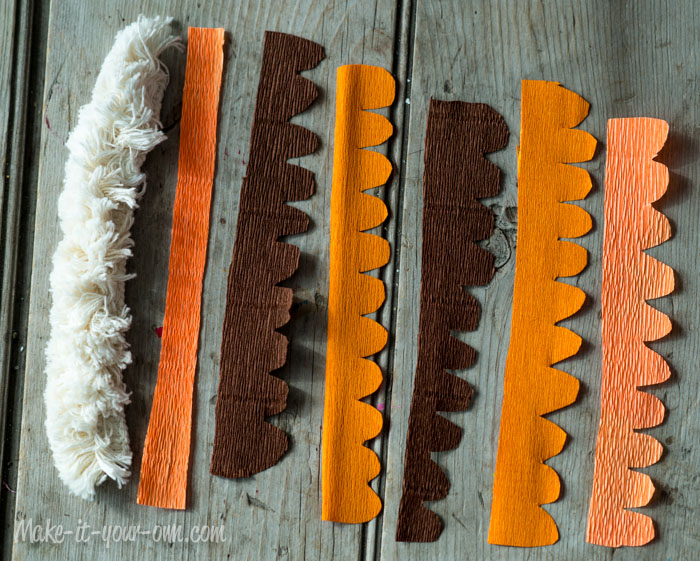 Fall Fun: Chocolate Bar Covers from make-it-your-own.com (Art, crafts & activities for kids)