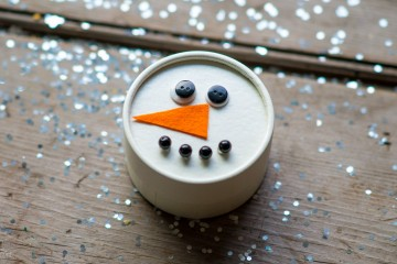 Snow Person Container from make-it-your-own.com (Art, crafts & activities for kids)