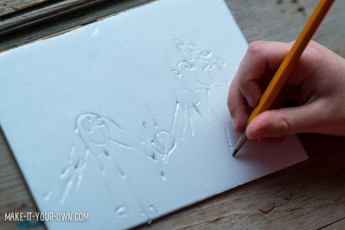 Printmaking with Styrofoam with make-it-your-own.com (Crafts & Activities for kids)