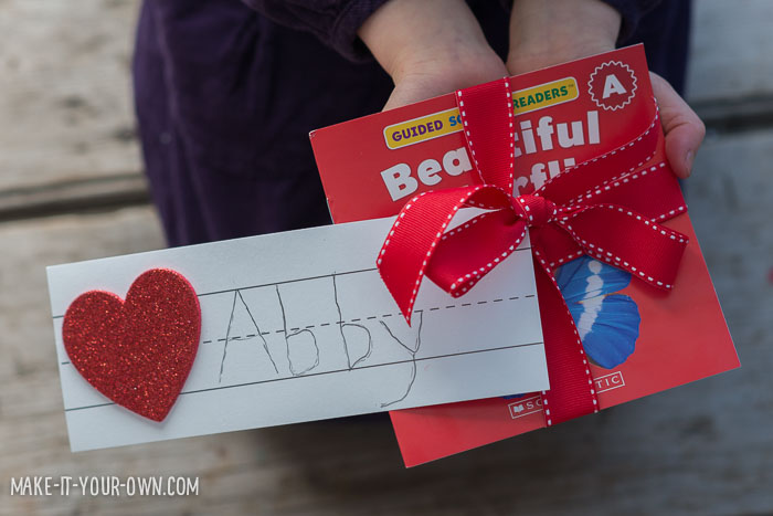 Valentines Day PreSchool  Kindergarten Valentine Idea  Tips