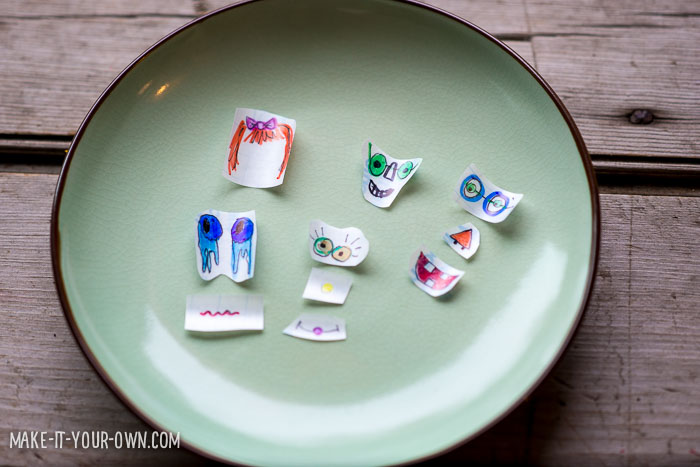 DIY Easter Egg Stickers with make-it-your-own.com (Crafts & activities for kids)