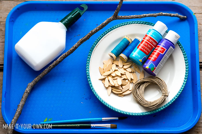 Puffy Paint Supplies (Clouds, Ice Cream Cones & other fun!) from make-it-your-own.com (Crafts & activities for kids)