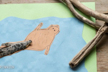 Nature Inspired Sketches from make-it-your-own.com (Crafts & Activities for Kids)