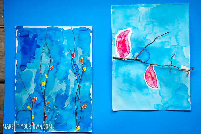 Branch Creative Prompts with make-it-your-own.com (Crafts & Activities for Kids)