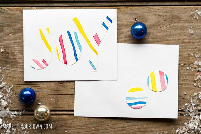 Cut-Out Cards with make-it-your-own.com (Crafts & Activities for kids!)
