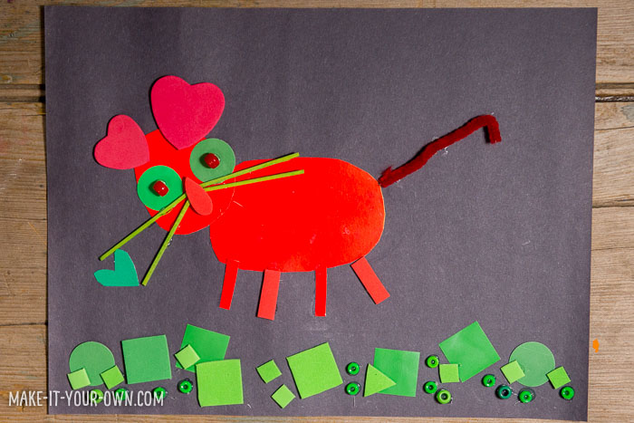Create with the rainbow!  Make-it-your-own.com (Creative activities for kids!)