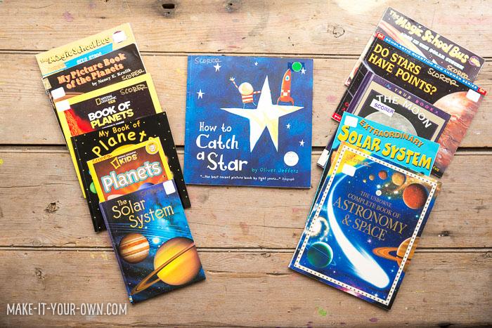SpaceBooks