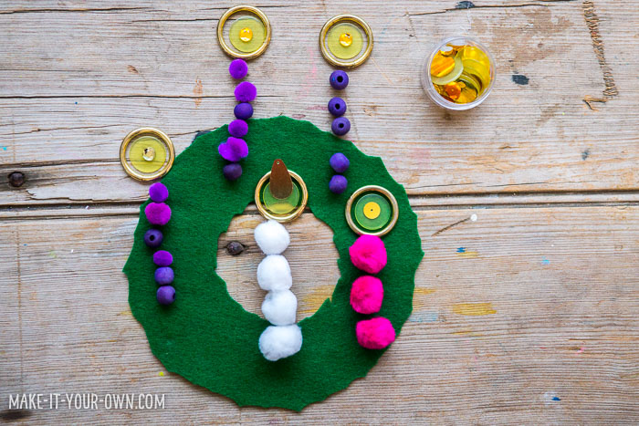 Festivals of Light:  Loose Parts