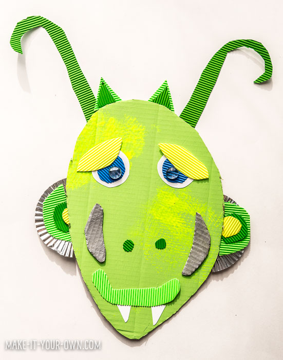Create Your Own Dragon, inspired by the Zoey & Sassafras series book:  Dragons and Marshmallows