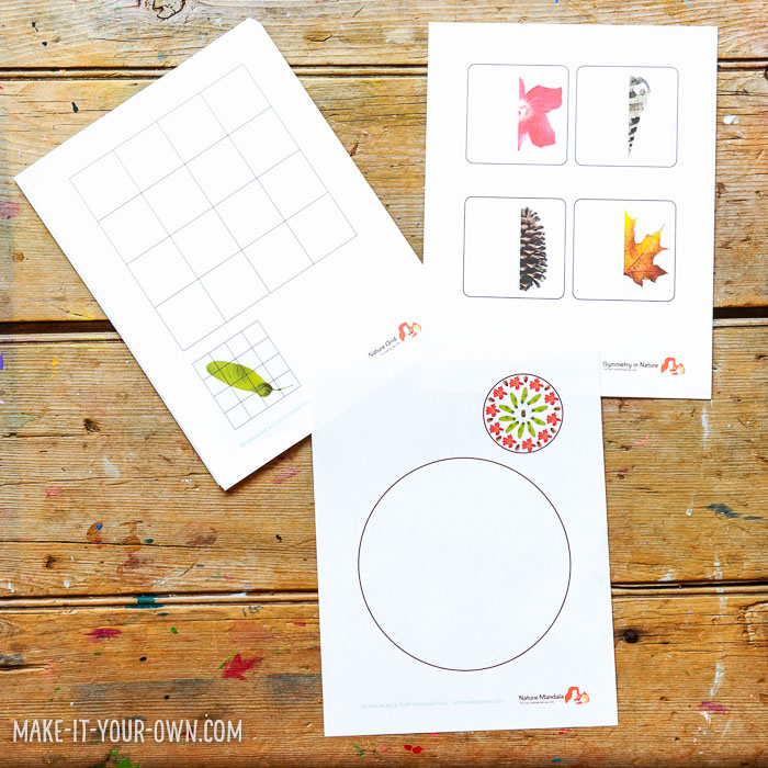 Mother Natured Printables Pack