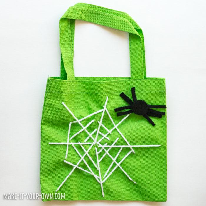 12 DIY Trick-or-Treat Bag Ideas