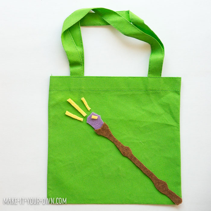12 DIY Trick-or-Treat Bag Ideas