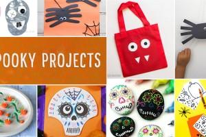 21 Halloween Crafts!
