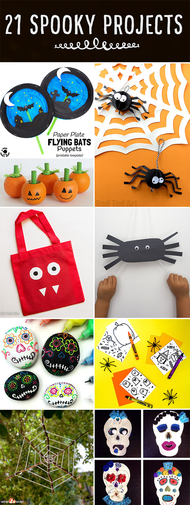 Halloween Craft Collection!