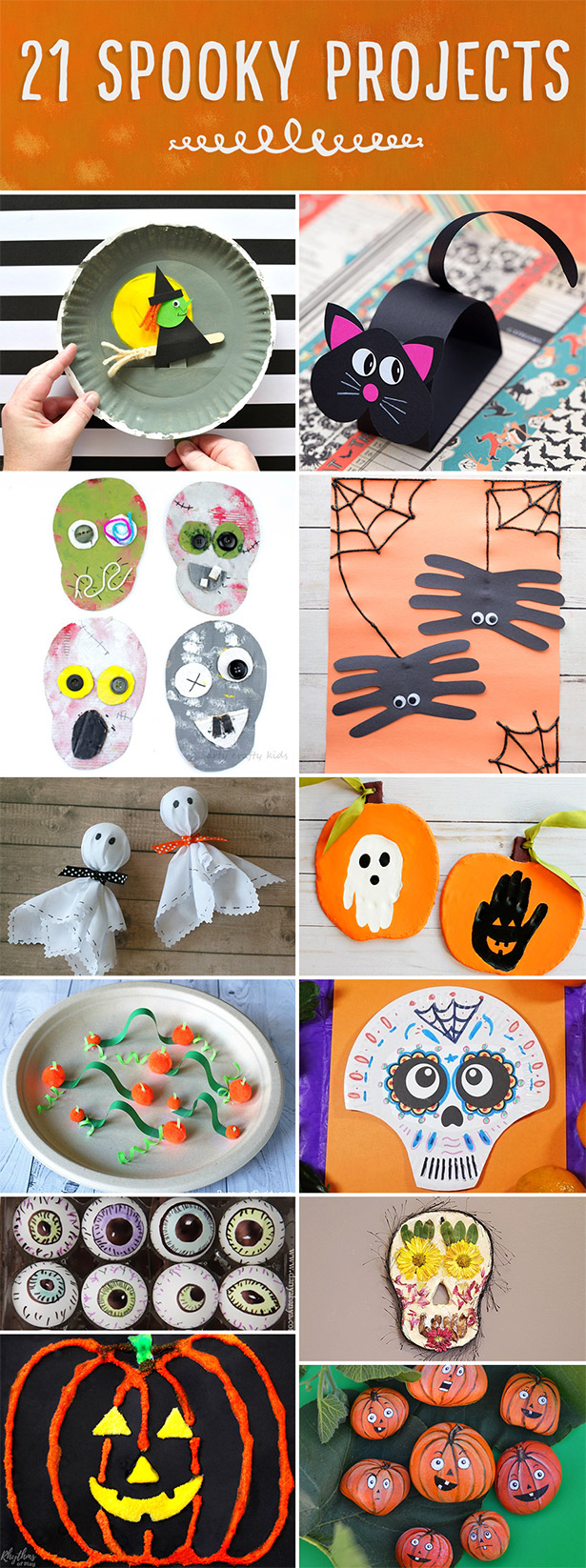 Halloween Craft Collection