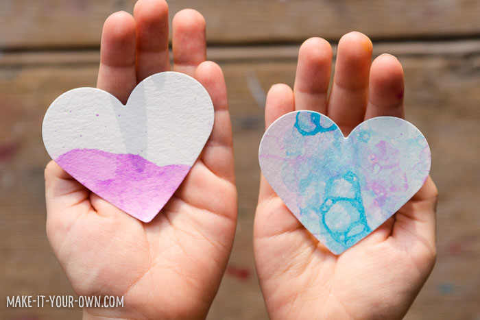Take this free printable and decorate it with whatever art or craft process that you like!