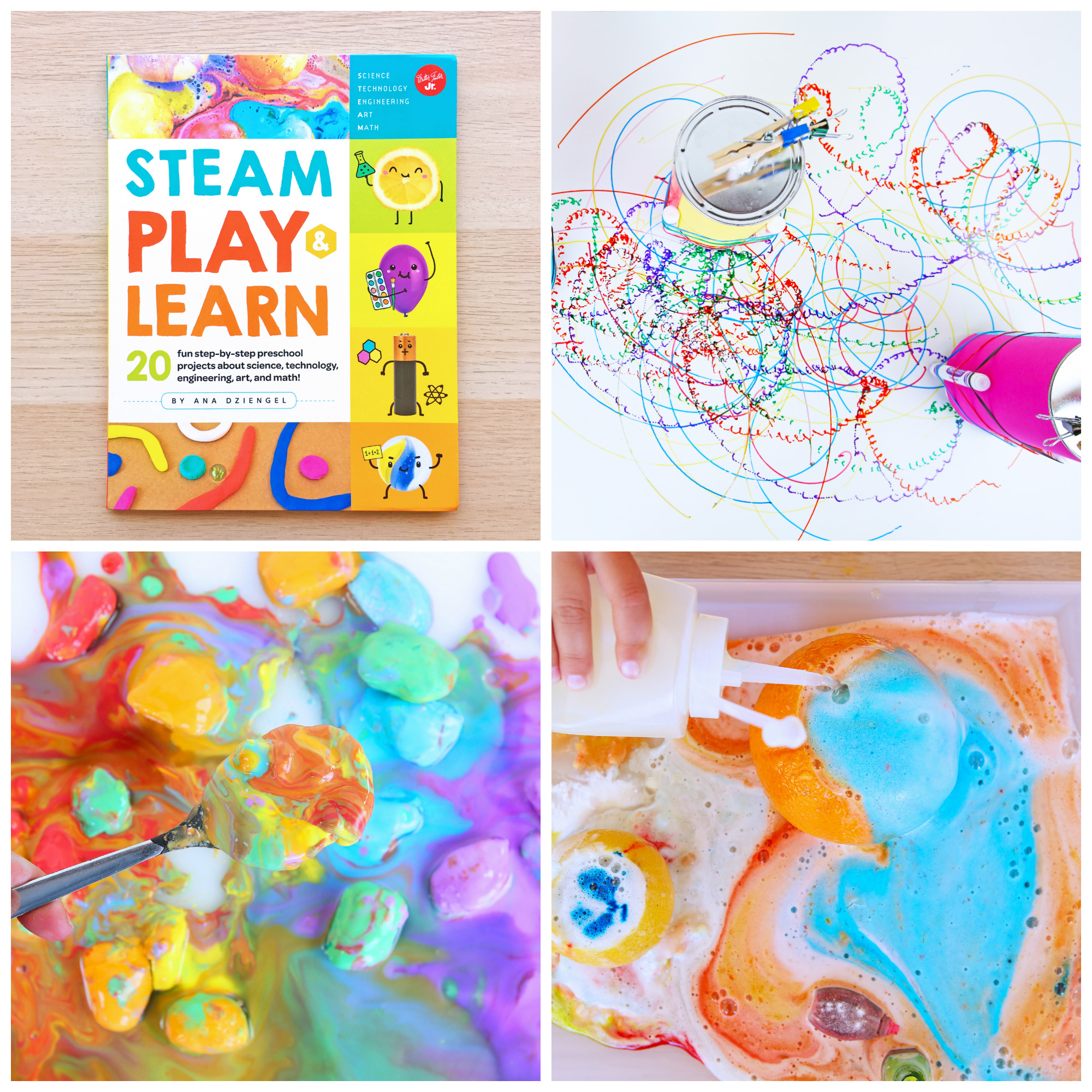 STEAM PLAY AND LEARN by Ana Dziengel