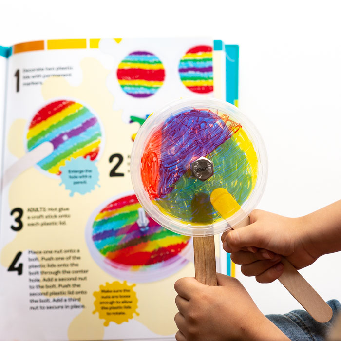 STEAM PLAY AND LEARN by Ana Dziengel: Pattern Projector!