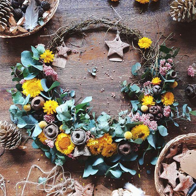Gratitude Wreath from The Harmony Tree House
