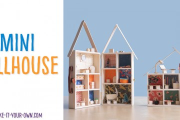 Use a drawer organizer to create this kids' craft that they just love! Make mini furniture and appliances to decorate your home, along with wall paper as well! Create a shrink art magnetic doll to move around in your mini dollhouse! #dollhouse #minidollhouse #magnets #magnetistm #STEM #STEAM #scienceproject #minidollhouse #kidscraft #craftforkids #dollhousecraft #holidaygift #christmasgift #minatures #minaturesforkids #craftskidslove