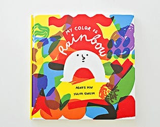 My Color Is Rainbow Book