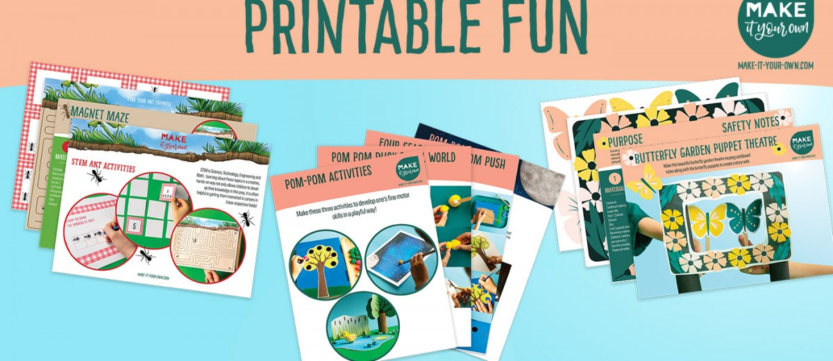 Printable Kids' Activities for Learning (STEM, FINE MOTOR, SMALL WORLD PLAY, DRAMA etc)